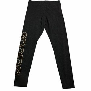 Adidas Athletic Spell Out Leggings Tights